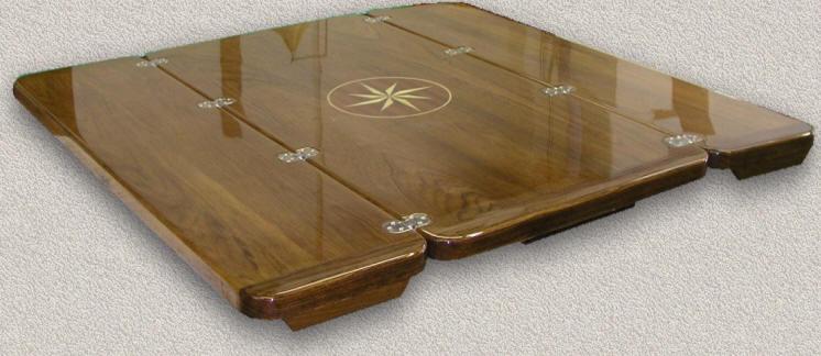Producent pok ad w z drewna teakowego realizacje for Table design yacht